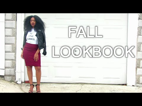 Fall LookBook 2015- 4 Outfits For Warmer Autumn