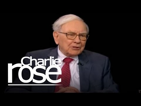 Warren Buffett on the fiscal cliff (11/26/12) | Charlie Rose