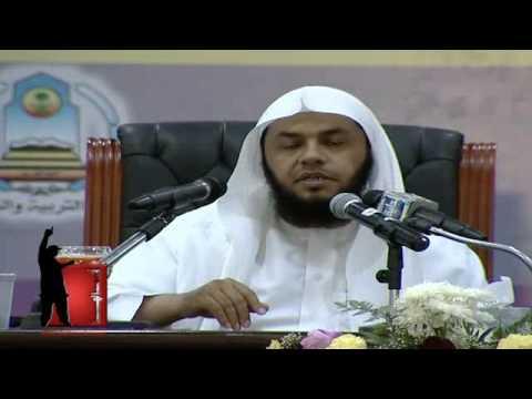 محاضرة الشيخ صالح بن بخيت الدويلة في ملتقى انا لها