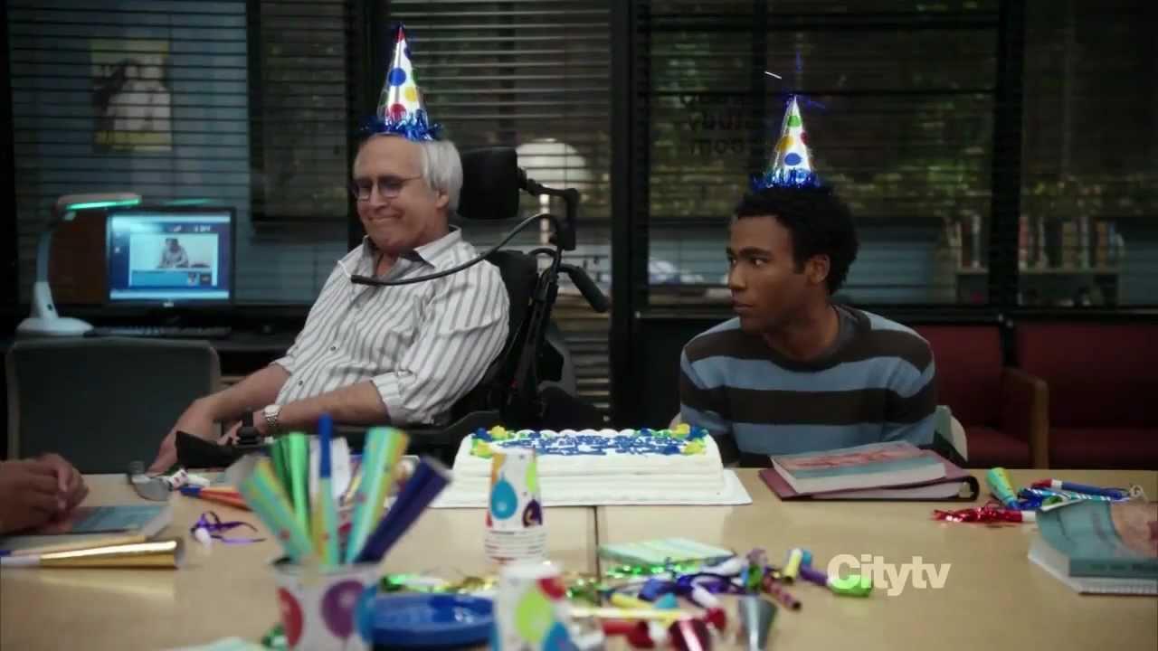 Community Troy S Birthday Youtube