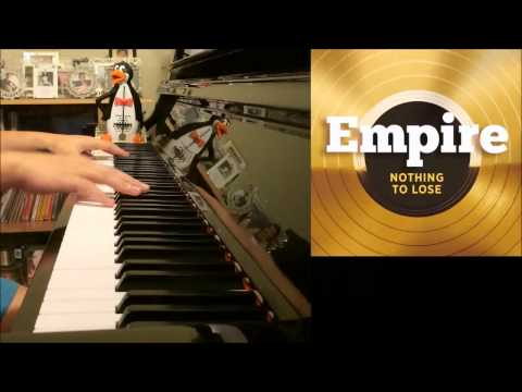Empire Cast - Nothing To Lose ft. Jussie & Terrance  (Advanced Piano Cover)