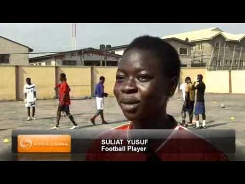 Nigeria's Street Soccer Star