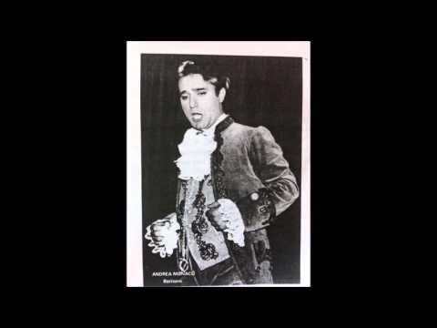 Andrea Monacò - G. Verdi - Trovatore-   Il balen del suo sorriso