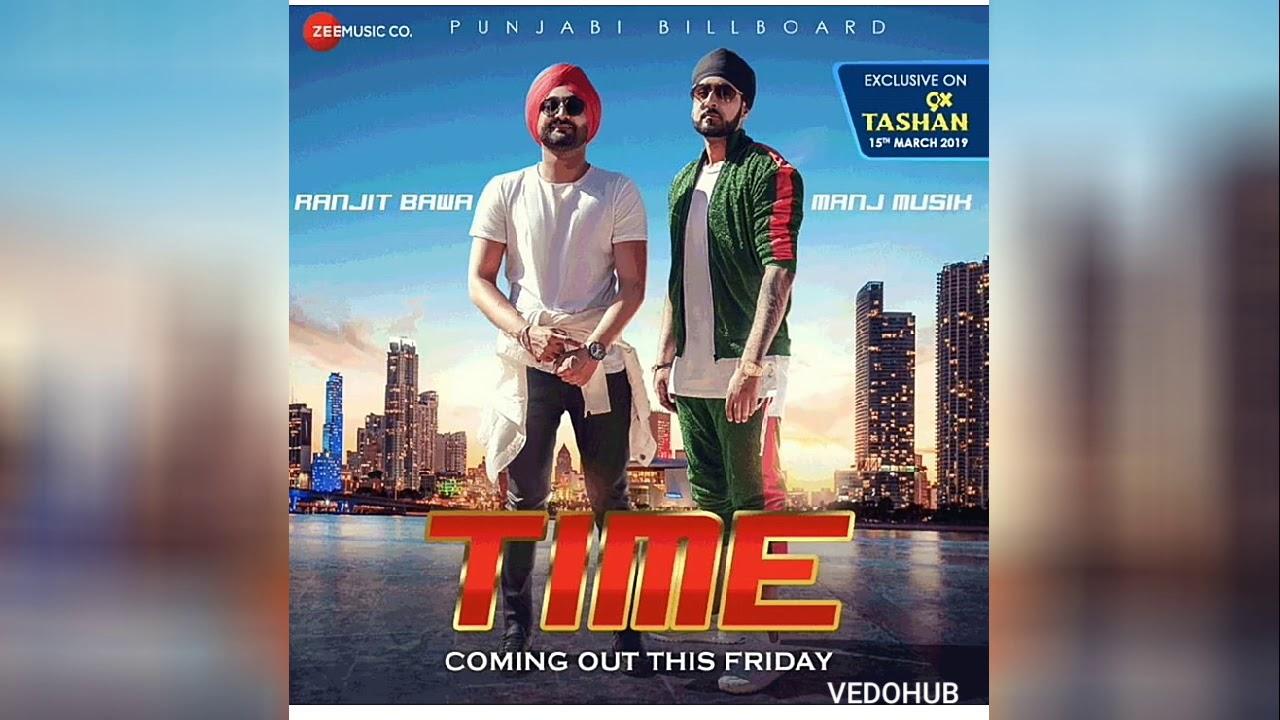 Time Official Music Video Manj Musik Ranjit Bawa Whatsapp Status