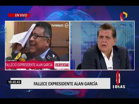 """Mauricio Mulder sobre García: """"Su gesta es una gesta de unidad"""" (3/3)"""