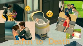 birth to death | the sims mobile