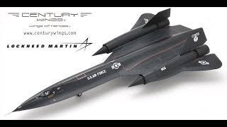 SR-71 Blackbird Stealth | The World's First Stealthy Aircraft