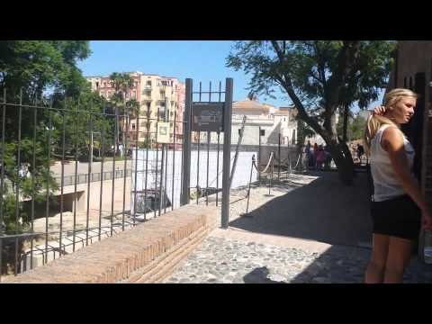 Only in ANDALUSIA - Flamenco guitar AlcazabaMALAGA