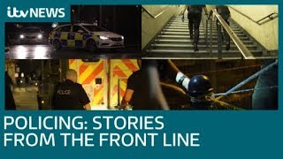 Police funding - a force pushed to breaking point   ITV News