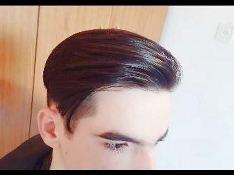 Men haircut long
