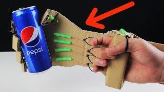 як зробити руку робота з паперу відео своїми руками