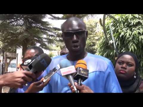 INTERVIEW MAMADOU KABIR NDIAYE SG JEUNESSES SOCIALISTES GRAND DAKAR