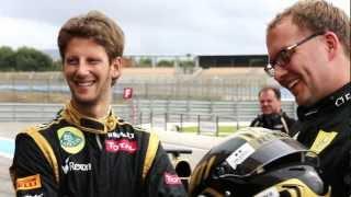 Lotus F1 Team iRace 2012