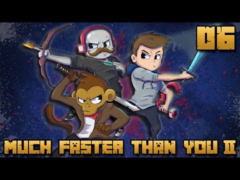 MUCH FASTER THAN YOU II #06 : ON A PRESQUE WIN !
