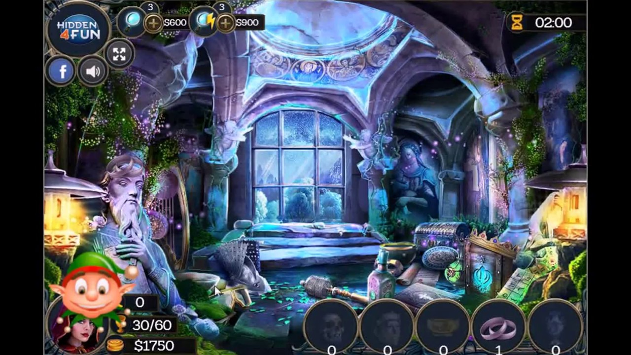 Free Online Hidden Object Games To Play The Witch Of Egrya Game