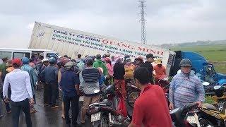 Tai nạn giao thông nghiêm trọng tại Quảng Ngãi