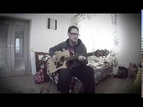 teardrop - massive attack (fingerstyle) //   -  sigma guitars  tommy emmanuel