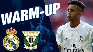 WARM-UP | Real Madrid 5-0 Leganés