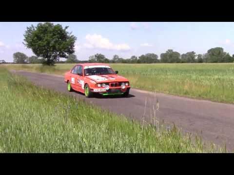 48 Rajd Festiwalowy - Golombek/Ryszkiewicz BMW E34