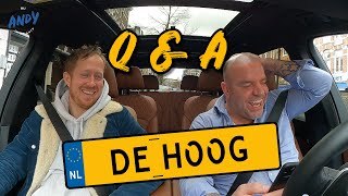 Q&A BONUS VIDEO - Robert de Hoog (Tatta Mocro Maffia)