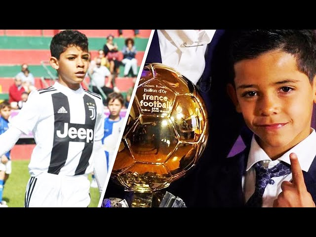 Cristiano Ronaldo's son has a new name! - Oh My Goal