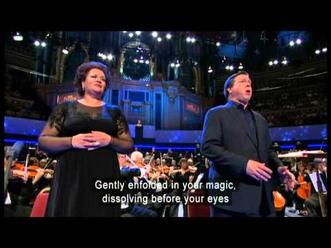 Wagner - Tristan und Isolde, Act 2 - Bychkov