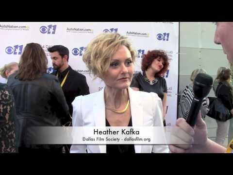 DIFF 2014 Red Carpet: Heather Kafka