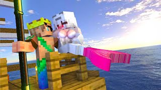 MONSTER SCHOOL: BREWING MERMAID CHALLENGE - FUNNY MINECRAFT ANIMATION