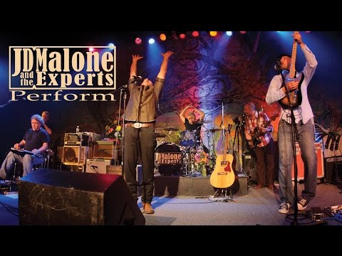 JD Malone & The Experts - Perform