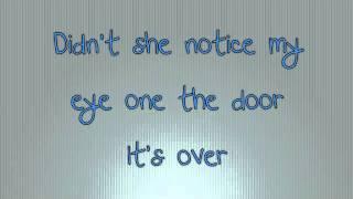 Matthew Morrison - It's Over (LYRICS ON SCREEN)