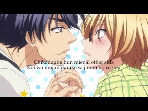 Love Stage!! opening full lyrics - LΦVEST