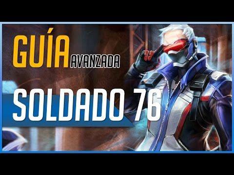 Guía AVANZADA Soldado 76 -  OVERWATCH en español