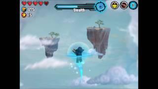 Lego Ninjago Skybound Gefängnislevel Game iPad iPhone lets play Level 14 Blitzstiefel deutsch