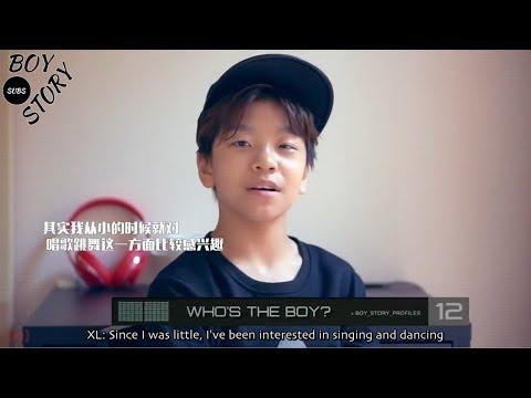 [ENG] 171122 #WHO'S THE BOY 12#鑫隆(Xin Long)对自己要求很高的小暖男!