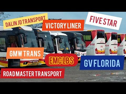 Cagayan Valley Buses 2019