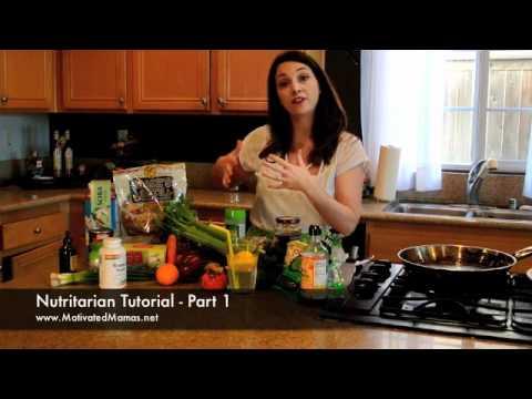 Nutritarian Tutorial Part 1