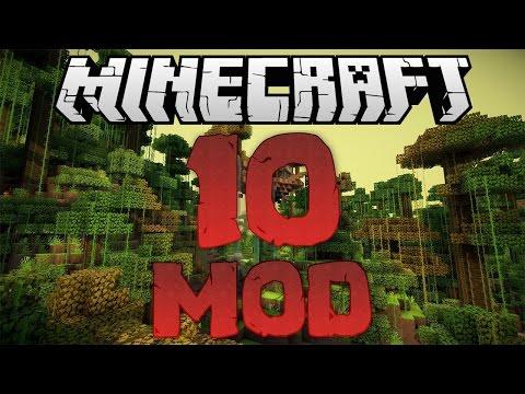 Minecraft - En Sevdiğim 10 Mod