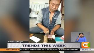 News Trends : Chinese man and the fake money