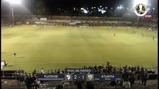 Platense vs Atlanta en VIVO - Primera Nacional