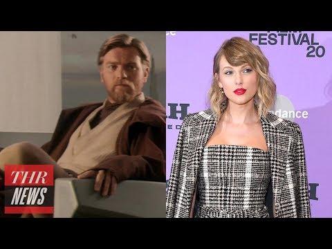 The Obi Kenobi Series Put on Hold at Disney+, Taylor Swift's Sundance Debut & More | THR News