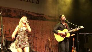 The Shires- A Thousand Hallelujahs- Bedford- 25.11.16