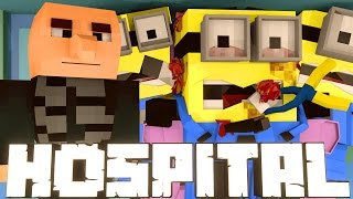 Broken Mods Hospital - The Minions Apocalypse! (Minecraft Roleplay) #16