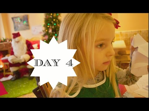 LETTERS TO SANTA | VLOGMAS DAY 4