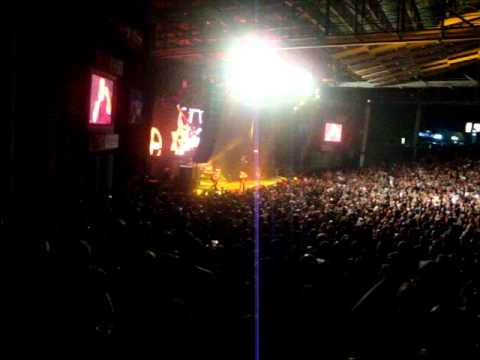 Rockstar Mayhem 2011 DTE - Disturbed - Prayer
