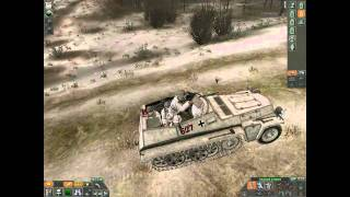 Achtung Panzer Kharkov 1943 - The Russian Bear Strikes Back Part 1