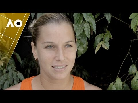 Dominika Cibulkova post-match interview (2R) | Australian Open