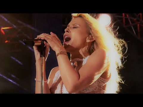 Multicam - Kylie Minogue - White Party Palm Springs 2018 - Hits Medley