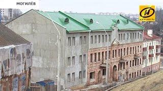 В Могилёве некоторые памятники архитектуры приходят в упадок(, 2015-03-21T18:42:20.000Z)