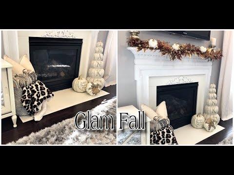 2019 GLAM FALL DECORATING IDEAS