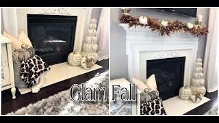 2019 GLAM FALL DECORATING IDEAS